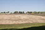 Field Renovation and New Residence Hall 9-6-12