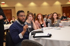 Honors Huskie Mentoring, 11 student question Solomon Mason 9900