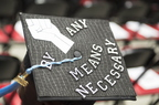 Graduate School Commencement - Mortar Boards 5-13-16