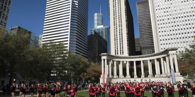 16-Band at Millennium Park-1109-WD-070
