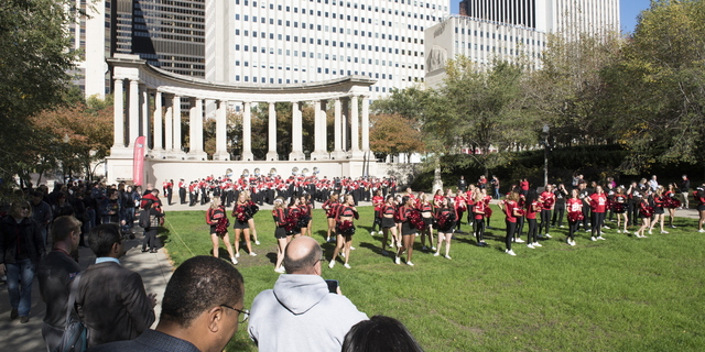 16-Band at Millennium Park-1109-WD-177
