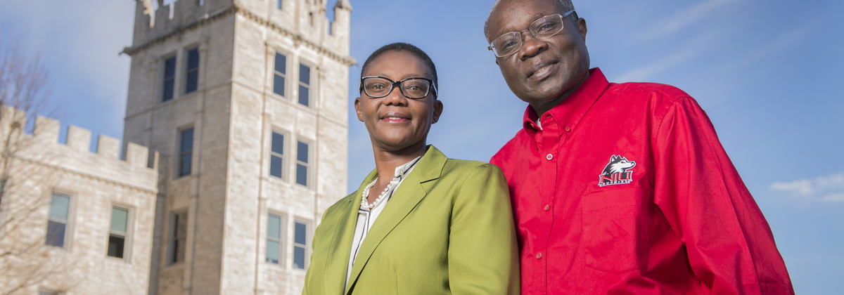 16-Presidents Engaged Professors Award-Teresa Wasonga and Andrew Otieno-  1129-DG-250