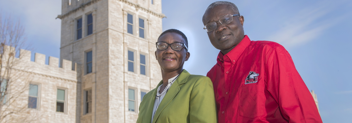 16-Presidents Engaged Professors Award-Teresa Wasonga and Andrew Otieno-  1129-DG-241