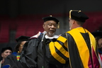 Cliff Alexis - Honorary Degree 5-12-17