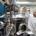 17-Zhili Xiao and student at Argonne National Lab-0718-DG-023