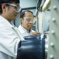 17-Zhili Xiao and student at Argonne National Lab-0718-DG-034
