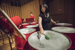 18-Steel Pan Rehearsal and Performance-0422-DG-073