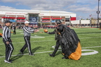 18-Golden Knights Delivering Gameball NIU Homecoming-1013-WD-004