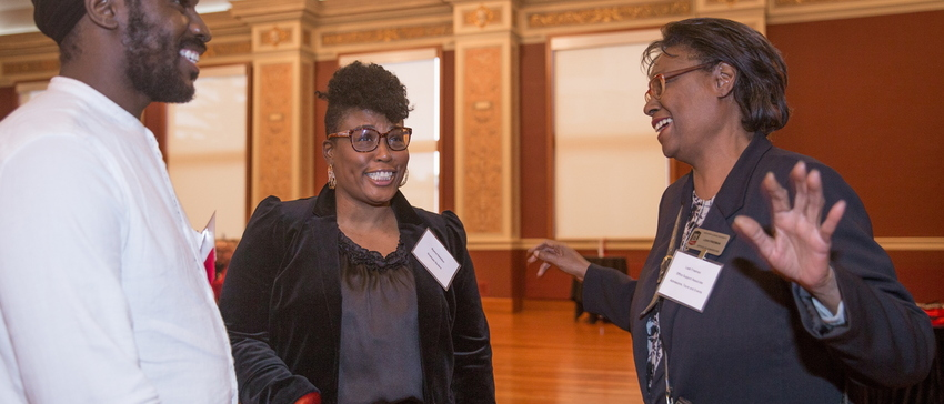 18 Student of Color Reception 1012 MKL 330