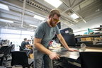 19- Students Work on Senior Design Day Projects - 0422-MZ071