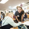 18-Dietetic CHHS Students at North Elementary-0919-DG-042